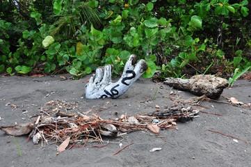 Plage de Tortuguero - Costa Rica