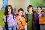 Fototapety kinder in der schule