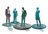 Teamarbeit und Entwicklung