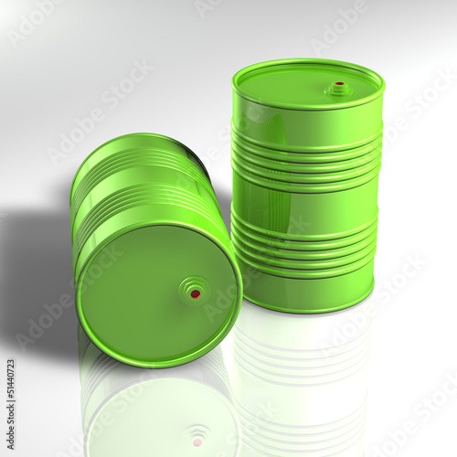 Fass Grün 1