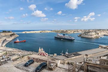 La Valletta Grand Harbour, Malta