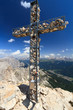 Roda di Vael - mountain cross