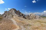 Dolomites - Costabella ridge
