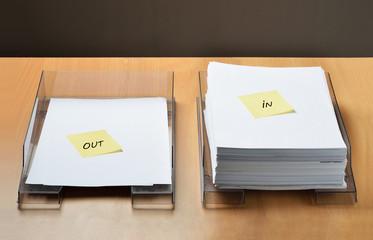 Lots of paperwork ahead