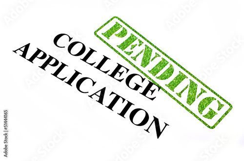 College Application PENDING