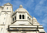 Sacre Coeur Basilica (1914), Paris, France