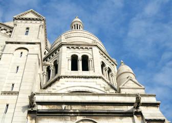 Sacre Coeur Basilica (1914), Paris, France