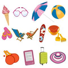 Cosas imprescindibles en vacaciones