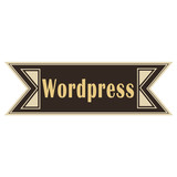Banderola Wordpress