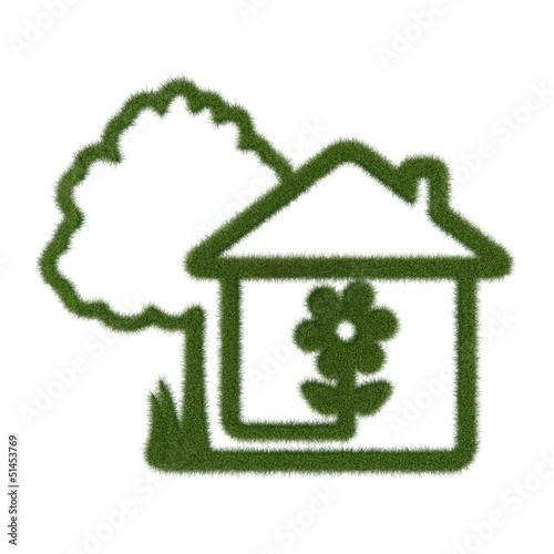grün wohnen