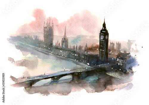 Fototapeten,haus,fluß,london,parlament