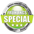 """button """"frühlings special"""""""