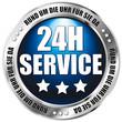 "button ""24h service"""
