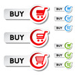 shopping cart item, trolley, buy button
