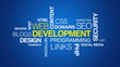 Web Development Text Animation