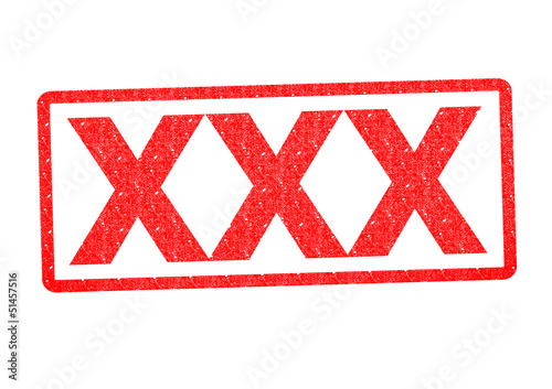 XXX Rubber Stamp