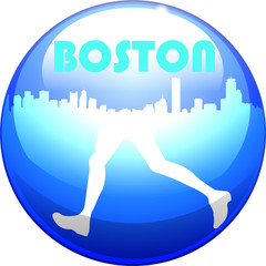Boston maratona corsa