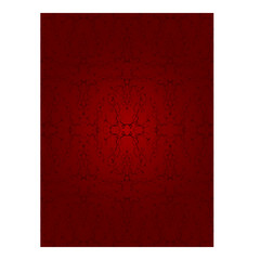 Seamless wallpaper design red