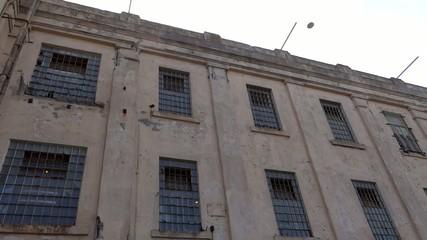 Prison Building Alcatraz