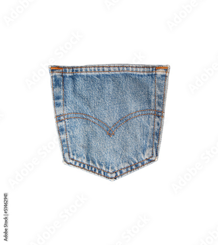 filthy jean pocket