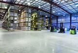 Large warehouse