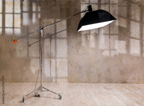 Photostudio equipment