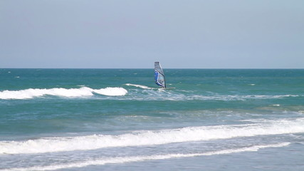 Wind Surfer Florida's Space Coast