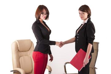 офис, договор, сотрудничество