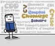 Nuage de tags - Mots-clés : Chômage