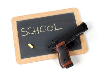 Armi a scuola