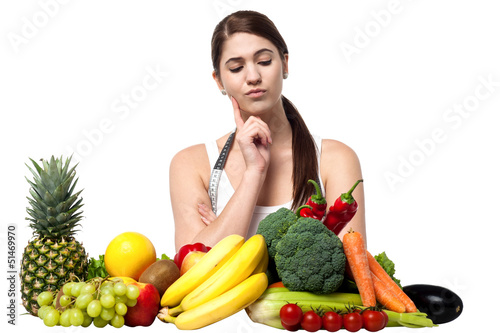 Which fruit or vegetable should I pick?