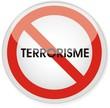 panneau terrorisme