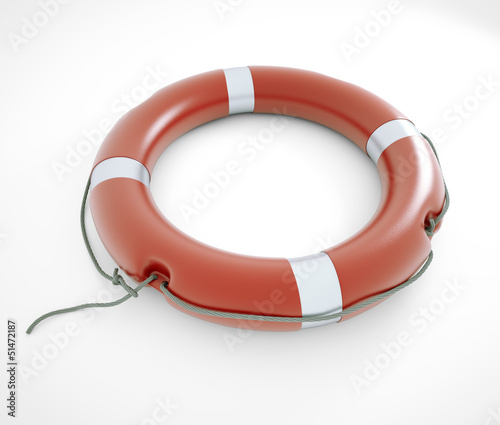 Isolated Lifesavers