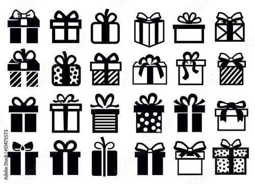gift icon - 51475573