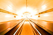 Alter Elbtunnel Hamburg - Tunnelblick