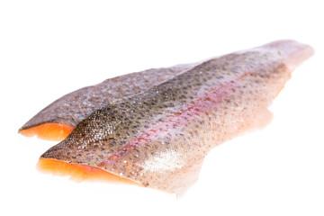 Fisch - Filets von Forelle
