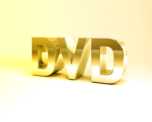 Metal Text DVD