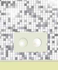 pulsanti in bagno