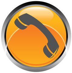 Logo icona telefono