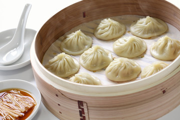 soup dumplings, xiaolongbao, xiao long bao, chinese food