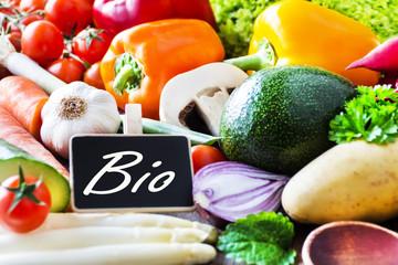 Bio - Gemüse