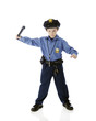 Little Billy Club Cop
