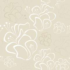 "Floral pattern ""Cyclamen"".eps"
