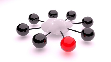 sphere_network_cloud