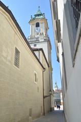 Old town hall of Bratislava