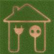 Ökostrom im Haus