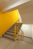 Fototapety Yellow staircase