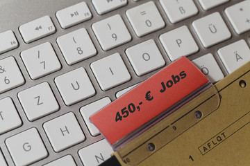 450,- Euro Job