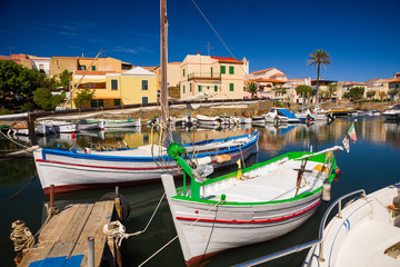 Porto di Stintino, Sassari, Sardegna