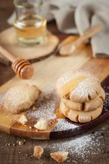 Sandy Cookies